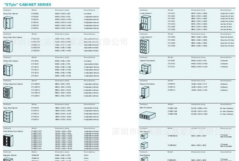 深圳密集柜/广东密集柜/上海密集柜/北京密集柜 厂家优质供应示例图13