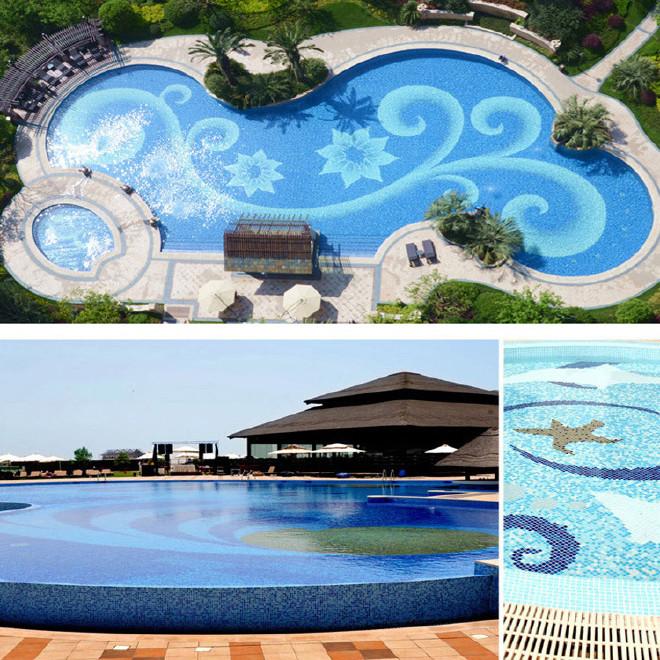 厂家供应泳池马赛克瓷砖 创意马赛克瓷砖 马赛克瓷砖批发