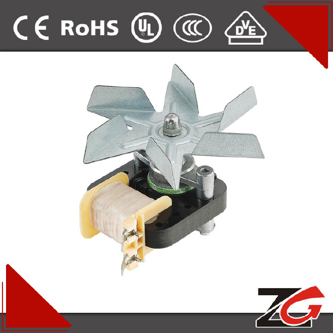 YJ61-12罩极交流电机 电炒锅电机 空气炸锅电机 微型减速电机图片