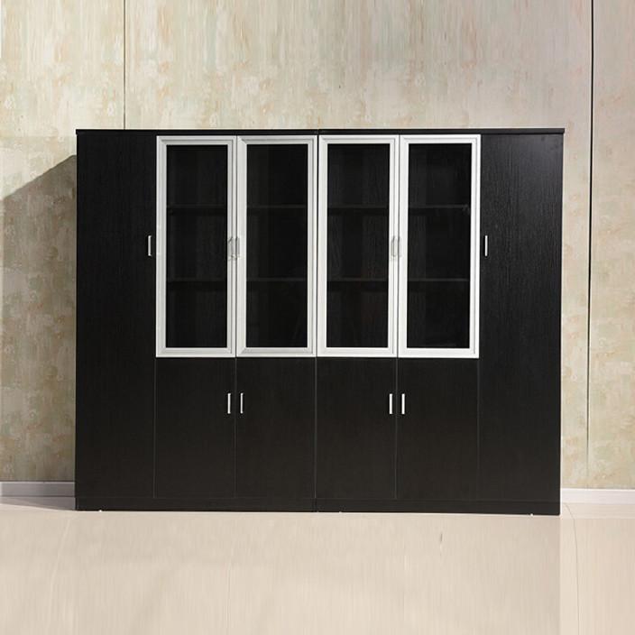 文件柜 北京厂家直销办公家具 木质带锁办公柜资料柜办公书柜
