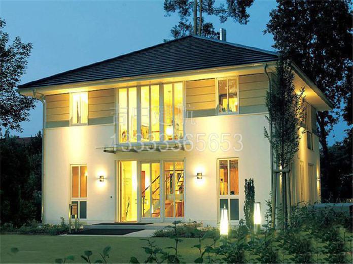 新型农村轻钢结构移动别墅 集成房屋 简易房保
