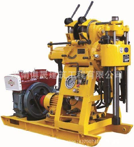 潜孔钻机工程钻机液压钻机批发 厂家直销钻机三牙轮钻头 湖南钻机