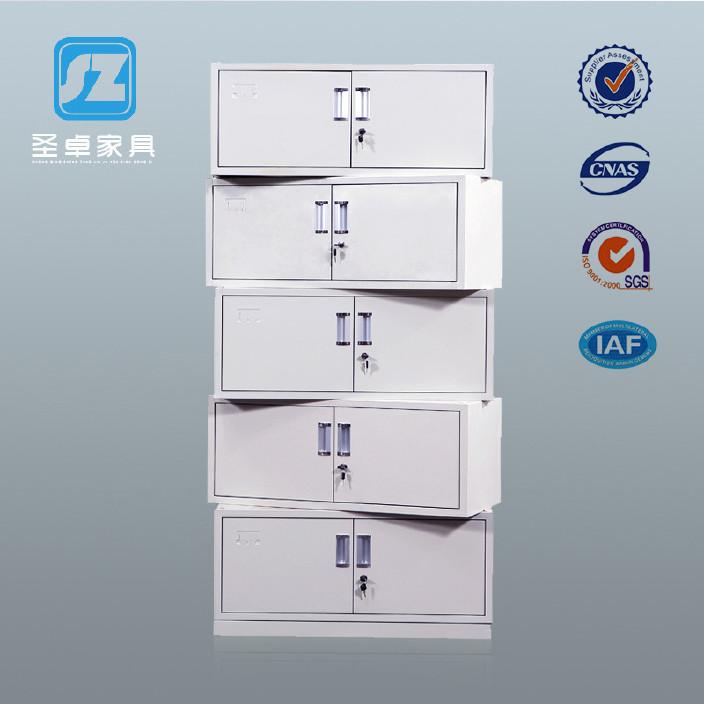 重庆加厚文件柜铁皮柜档案柜资料柜办公柜子玻璃柜书柜凭证柜带锁