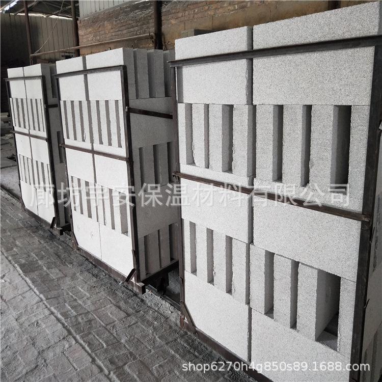 管道保温材料 珍珠岩保温管 管道保温建材 珍珠岩保温瓦壳厂家示例图11