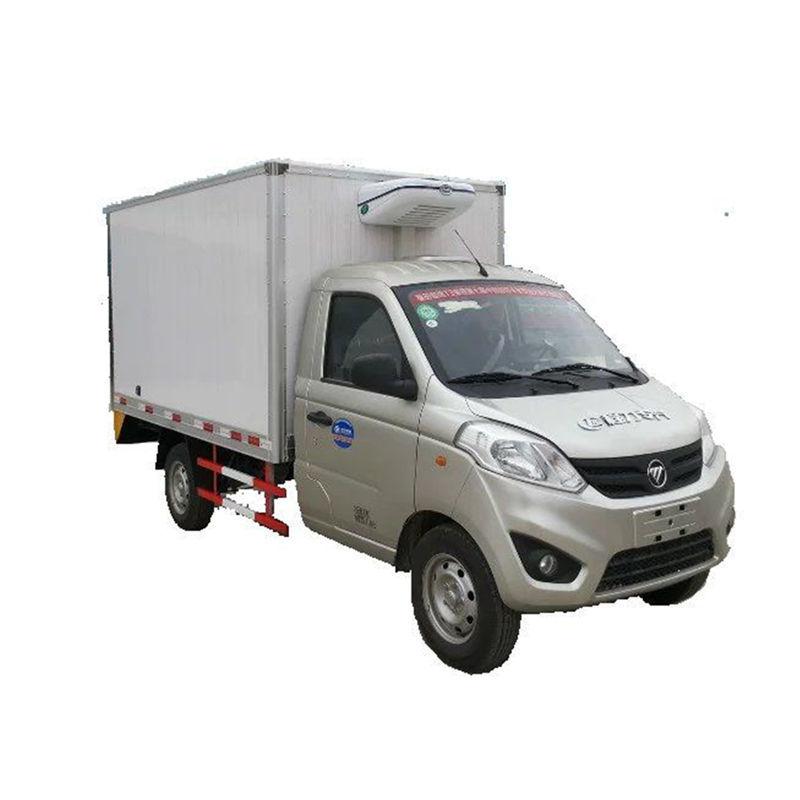 小型冷藏車保溫車疫苗醫藥用品冷鏈運輸車價格
