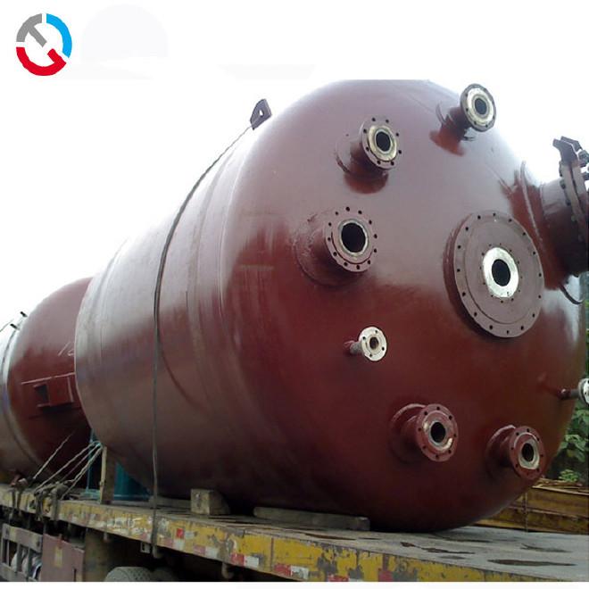 供应新型 5t多功能反应釜夹套闭式树脂生产反应釜设备 规格可配置