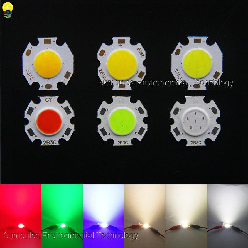 COB集成 LED面光源 2011 梅花板 发光面11mm COB灯珠 LED灯板图片