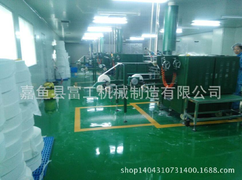 铺棉机,研发销售一体,嘉鱼县富工机械制造有限公司制造图片