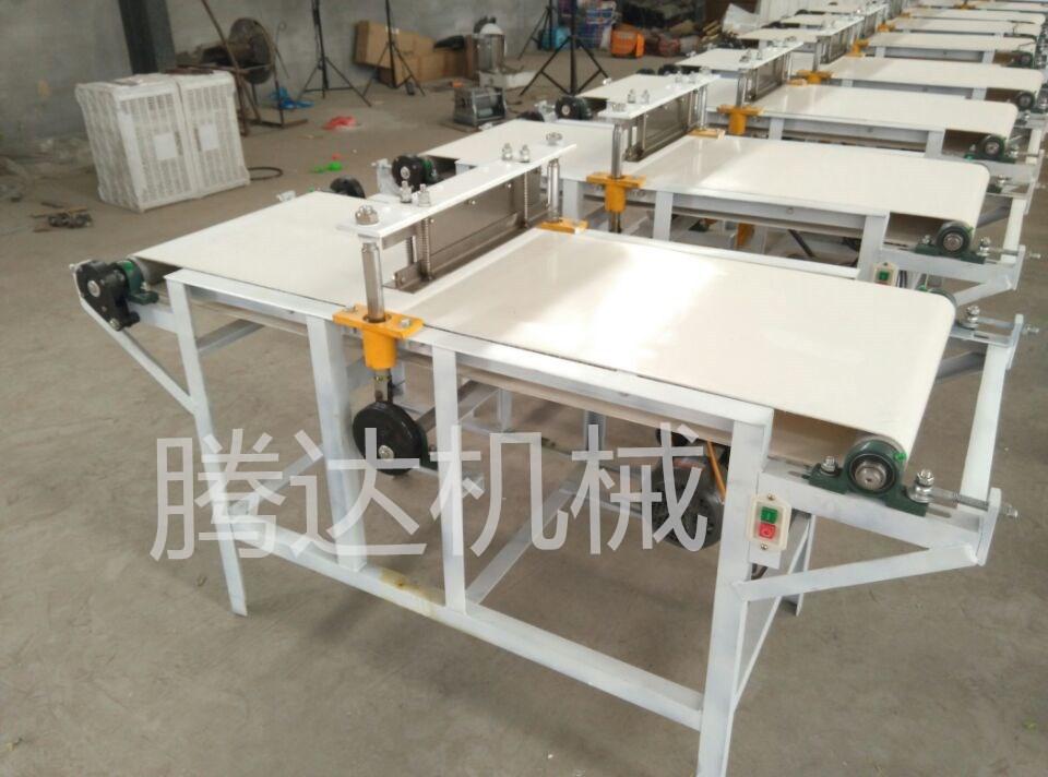 型?#29260;?#20840;省人工效率高  豆腐皮切丝机  自产自销 切丝机示例图6