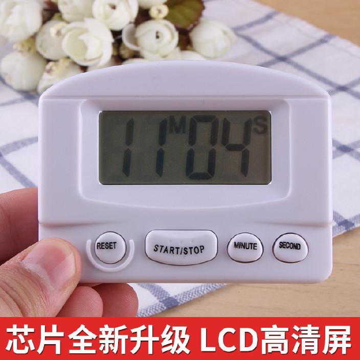 倒計時器奶茶店廚房定時器計時器秒表學生大聲記時鬧鐘電子提醒器圖片