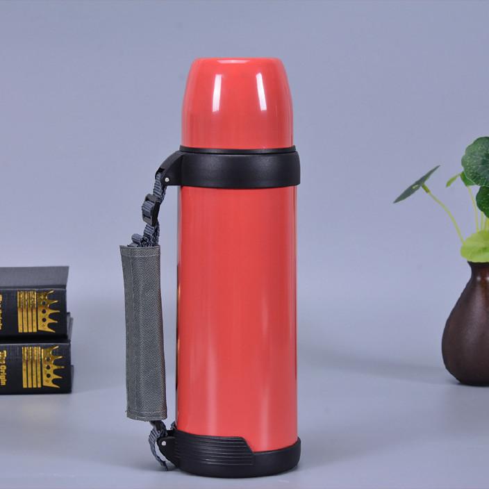 不銹鋼真空保溫杯  便攜創意戶外保溫杯 可定制刻字批發保溫杯