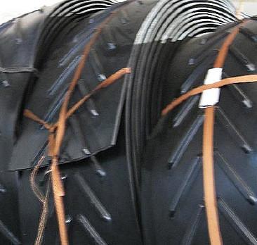 上凸人字输送带,环形输送带,高耐磨输送带,高强力输送带示例图6