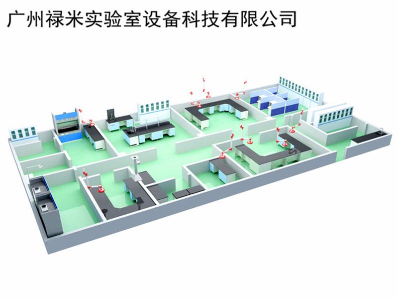 蓬江实验室装修公司