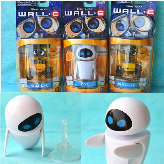 漫品玩具手办模型正版Wall.E 机器人总动员 瓦力机器人伊娃图片