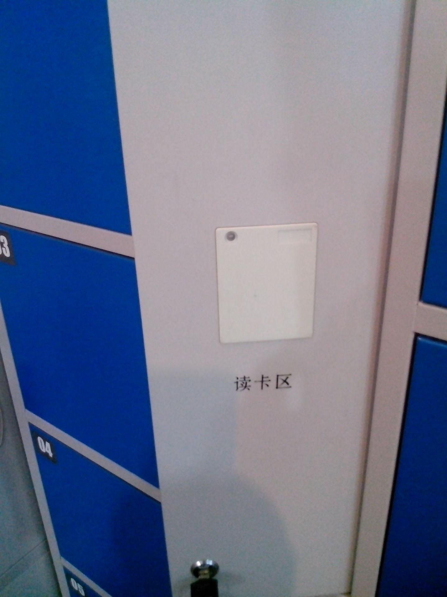 厂家供应杭达指纹手机柜指纹存包柜 电子寄存储物柜1800*1300*280示例图11