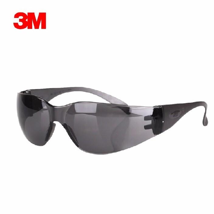 3M 11330 眼部防護 輕便型灰色鏡片防霧防護眼鏡