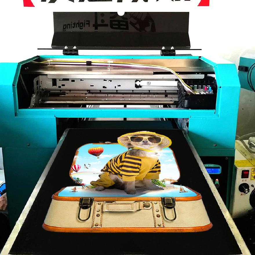 濟南數碼T恤印花機山東數碼直噴印刷機廠家