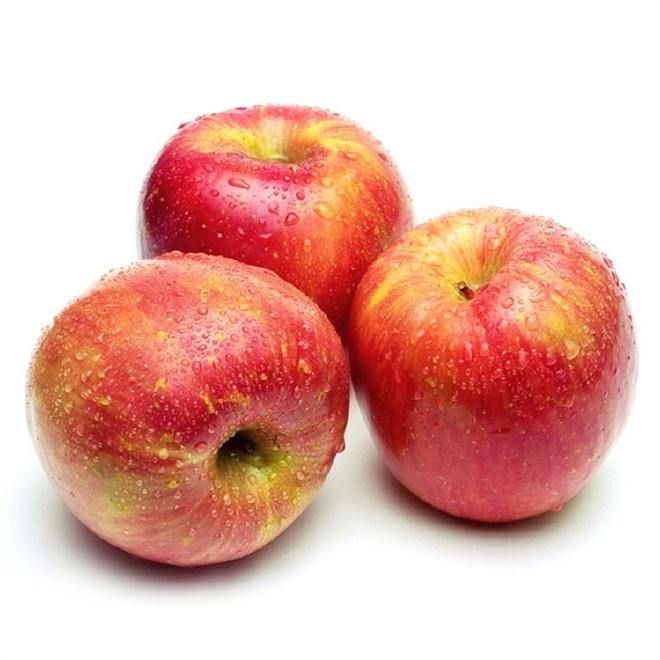 大连乔纳金苹果咸肉粉面可刮泥吃的雪菜80精口感炒苹果图片