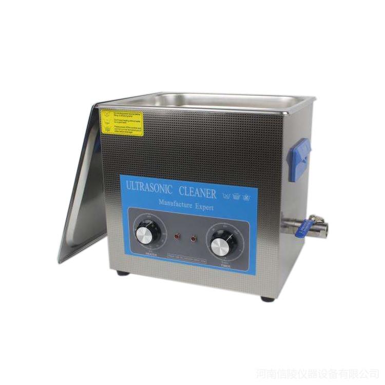 30升超声波清洗机 KQ-600D定时加热超声波清洗机 台式实验室超声清洗机 现货价格示例图3