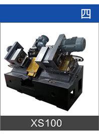 斜式銑打機XS160-2000斜床身多功能銑端面打中心孔機床示例圖4