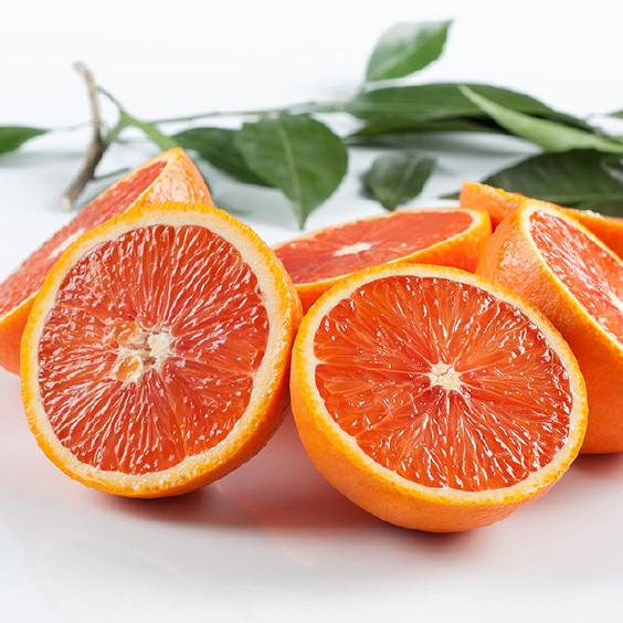 新鲜水果中华红橙 三峡早熟红肉脐橙 血橙 酸甜