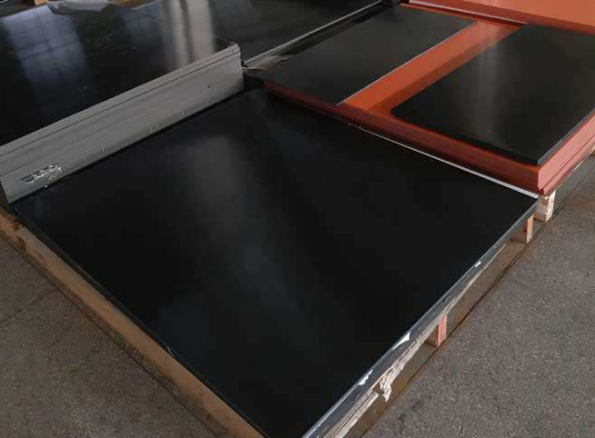 黑色防静电POM板