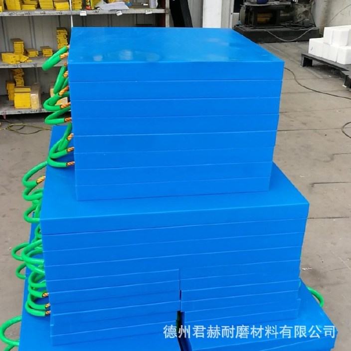 600*600*60吊車支腿墊板抗壓承重三一泵車支腳板upe路面防護墊板示例圖12