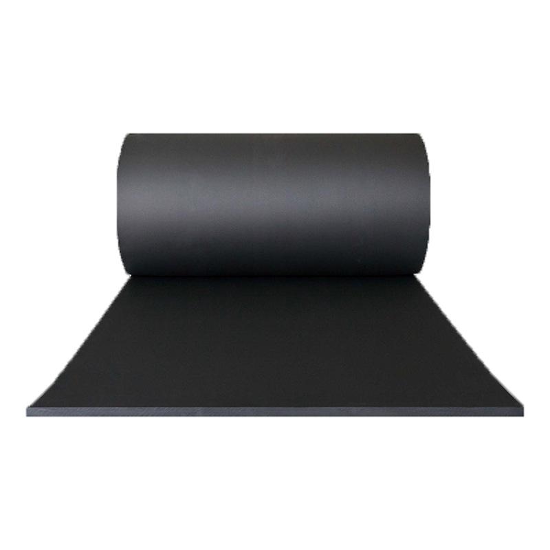 橡塑保温棉 高密度橡塑板 保温隔音棉阻燃隔热 橡塑棉厂家直销
