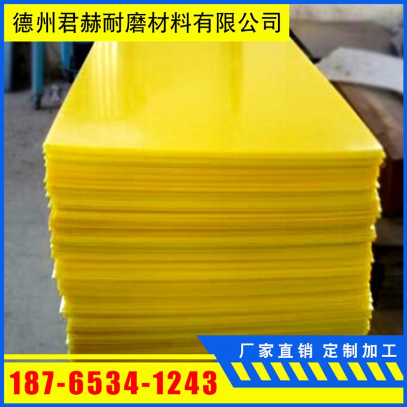 廠家直銷高分子耐磨煤倉襯板 工程施工料倉耐磨自潤滑不沾料襯板示例圖8