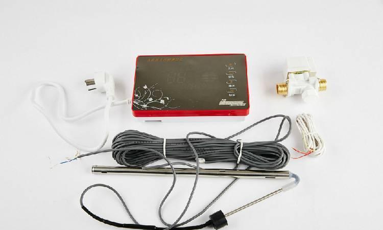 批发太阳能热水器南方配件 全套太阳能热水器配件智能仪表示例图60