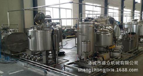 厂家直销新款304不锈钢牛奶发酵罐 酸奶吧��用设备爆款特价示例图15