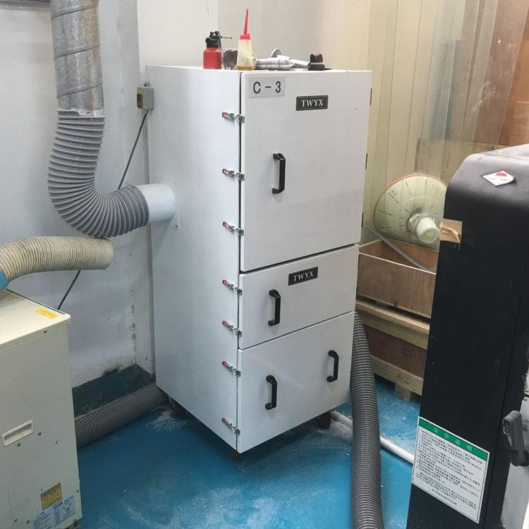磨床吸尘器 工业集尘机 铁屑粉尘 残渣 收集专用工业除尘器示例图8