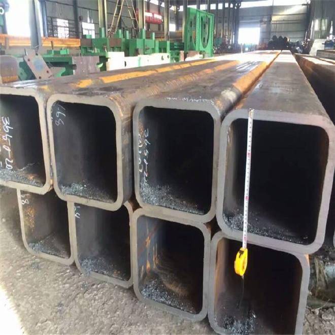供应生产无缝方管    冷弯型无缝方管   无缝方管   方钢管生产厂