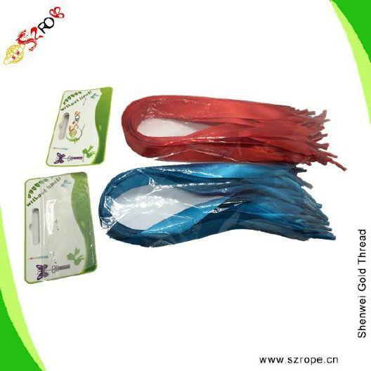 厂家直销丝带手提绳 手挽绳 礼品盒涤纶缎带手提绳 铁扣塑料扣绳图片