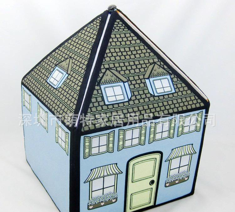 房子创意品牌毛巾来图定制幼儿园儿童玩耍有个小象玩具的厂家玩具图片