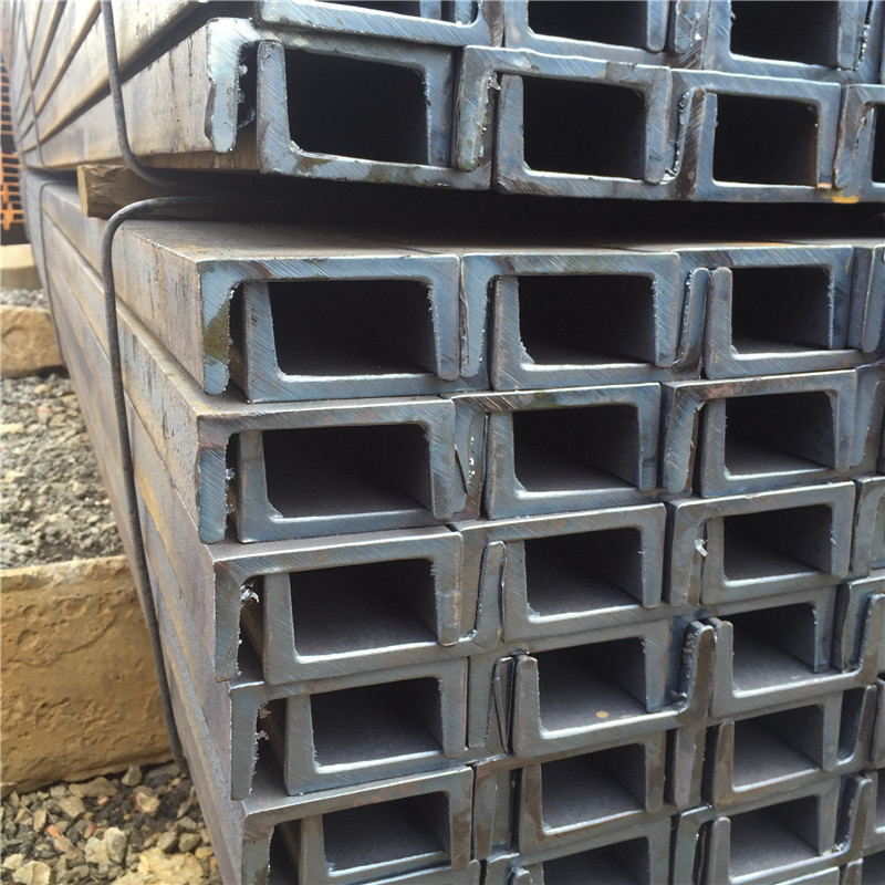 熱軋槽鋼 國標Q235B非標U型C型鋼規格齊全大量現貨庫存槽鋼