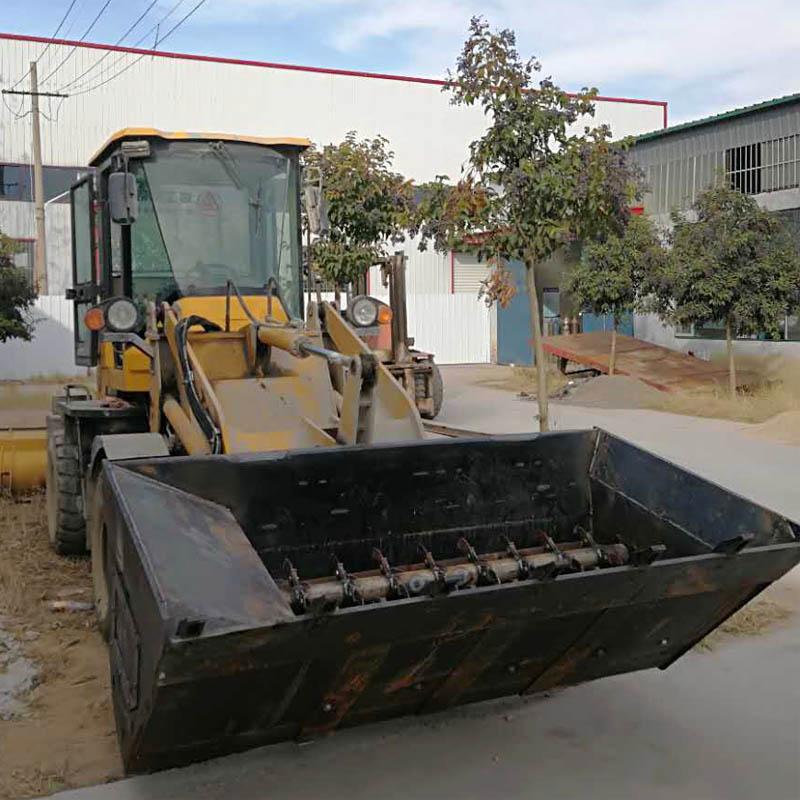 达沃机械加工定制移动式翻抛机多功能有机肥设备高效率成本低