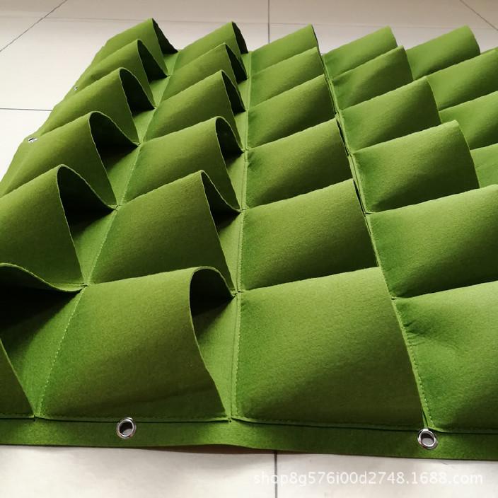 优质无纺布种植袋加厚植树袋种植袋育苗袋厂家直销示例图9