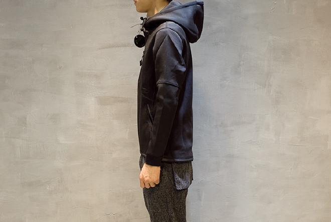 男式�l衣潮牌太空棉�l衣定就看你自己制�B帽�n版修身�_衫日系男�b棒球服外套示例�D22