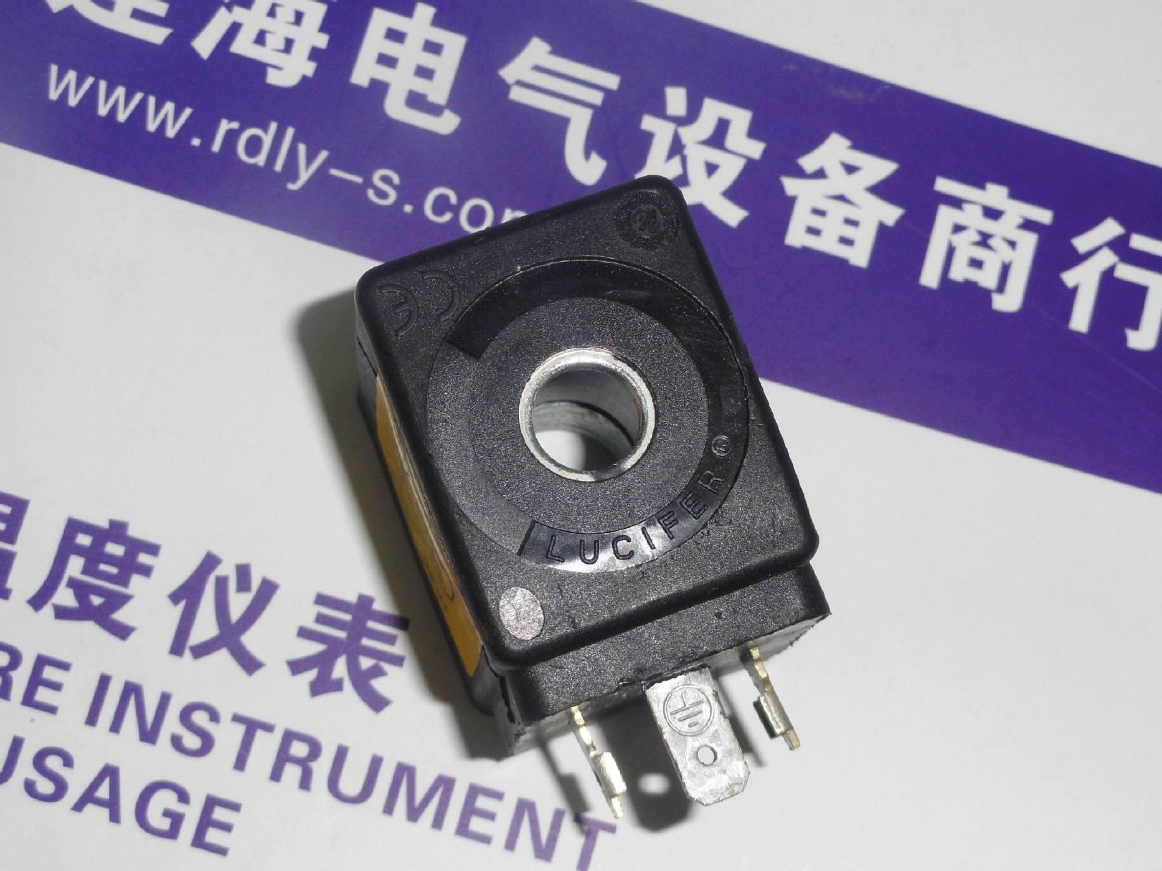 lucifer高频电磁阀阀面盆481865481865cc22dzdz0202cc22parkerparker线圈单冷龙图片