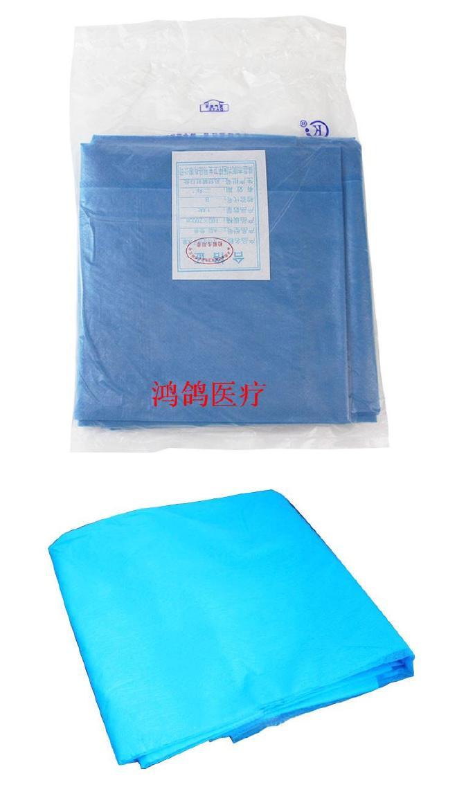 一次性手术单手术铺巾一次性手术垫单宠物手术单灭菌手术单图片