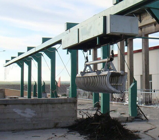 专业制造水电站清污机 抓斗清污机 回转式清污机 质量有保障示例图2