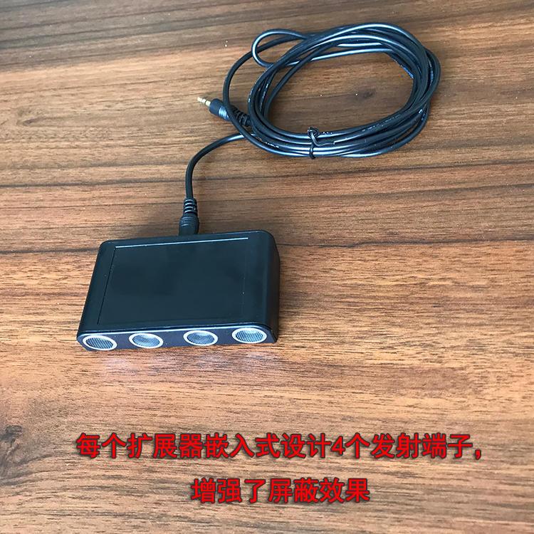 英讯 录音屏蔽器 分布式录音屏蔽系统 无声录音屏蔽系统 无不适感示例图3