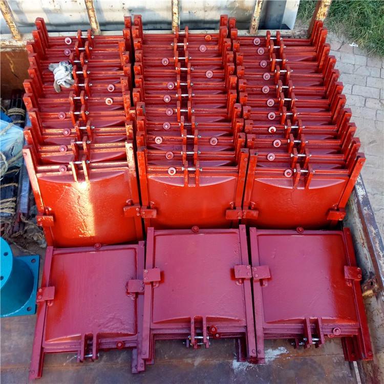 专业生产 渠道铸铁闸门 污水铸铁闸门 泵站铸铁闸门 水库铸铁小闸门示例图8