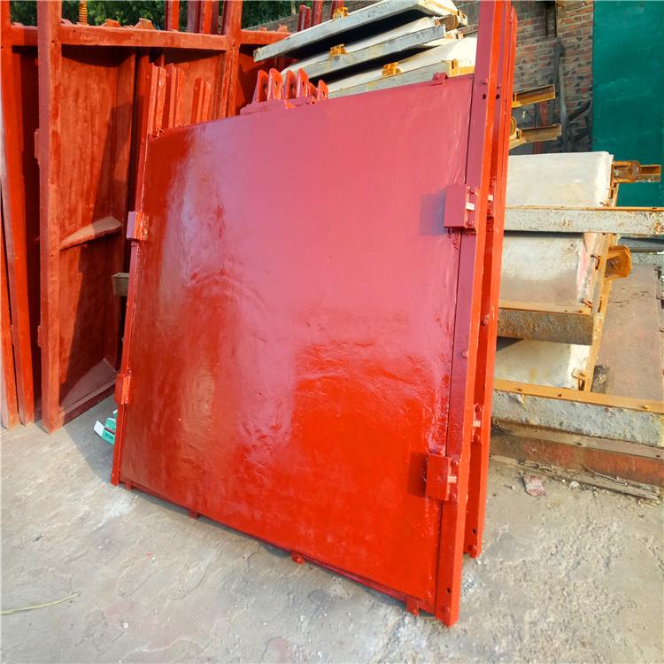 专业生产 渠道铸铁闸门 污水铸铁闸门 泵站铸铁闸门 水库铸铁小闸门示例图2