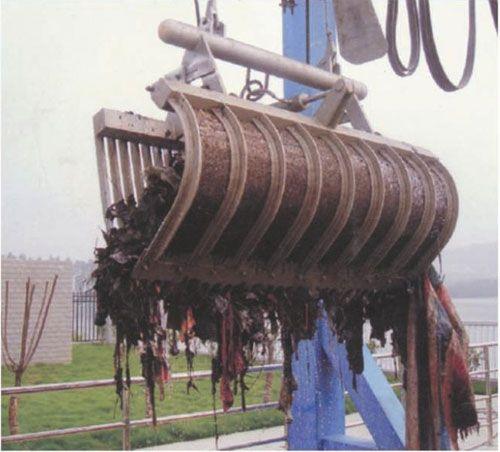 专业制造水电站清污机 抓斗清污机 回转式清污机 质量有保障示例图3