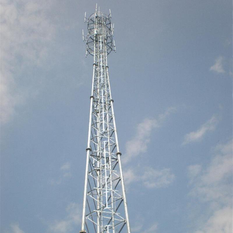 泰衡达钢 通讯塔 三管通讯塔 通讯塔价格 量大从优