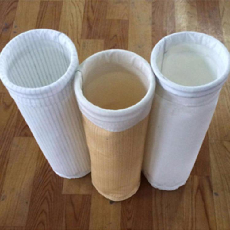 油漆涂料化工水電鍍水過濾袋 脈沖高溫布袋 滌綸針刺氈布袋來樣定制
