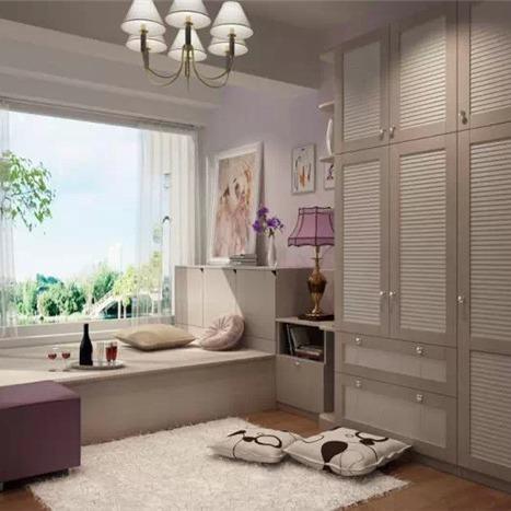 书房整体定制儿童房榻榻米定做多功能衣柜卧室床定制整体全屋家具