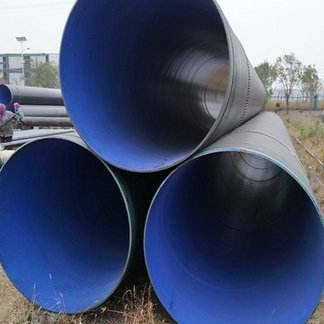 供應DN800埋地水泥砂漿防腐鋼管,環氧煤瀝青防腐螺旋鋼管,防腐螺旋疏浚鋼管廠家